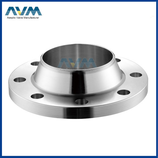 Sanitary Stainless Steel Flange/Hygienic Flange
