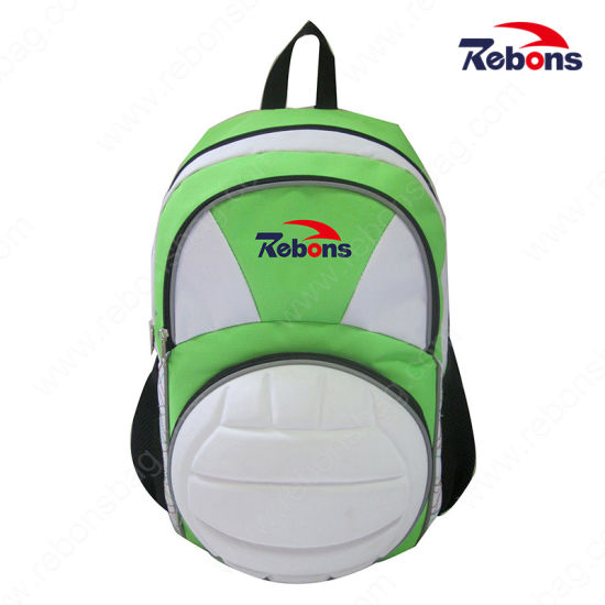 Patchwork Fashion Ball 3D Book Bags for School