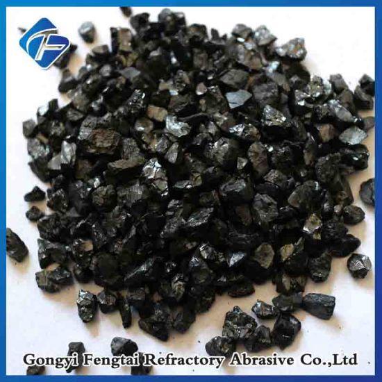 FC. 90%-95% Calcined Anthracite Coal Carbon Additive Recarburizer