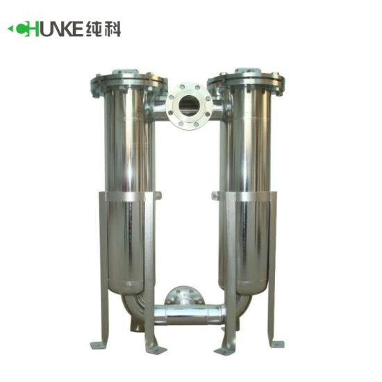 Bag Filter Stainless Steel Housing for Water Treatment System pictures & photos
