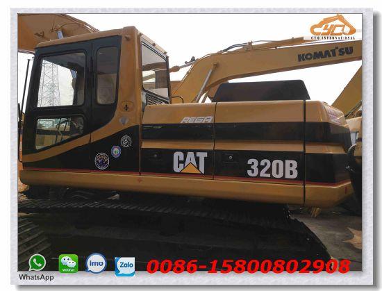 Used Caterpillar 320B Excavator, Used Cat Excavator 320b Excavator for Sale