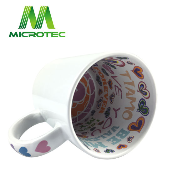 High Quality Sublimation 11oz Theme Mug for Children pictures & photos