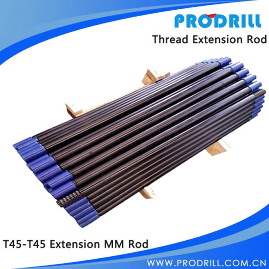 Extension Rod Top Hammer Rod for Drilling pictures & photos