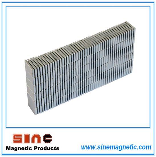 Strong Permanent Rectangular Neodymium Magnet