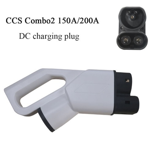 Fast EV Charger Type 2 Plug 150A 1000V CCS Combo 2 Connector