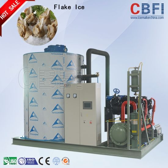 Cbfi Commercial Icee Flake Machine 3 Tons pictures & photos