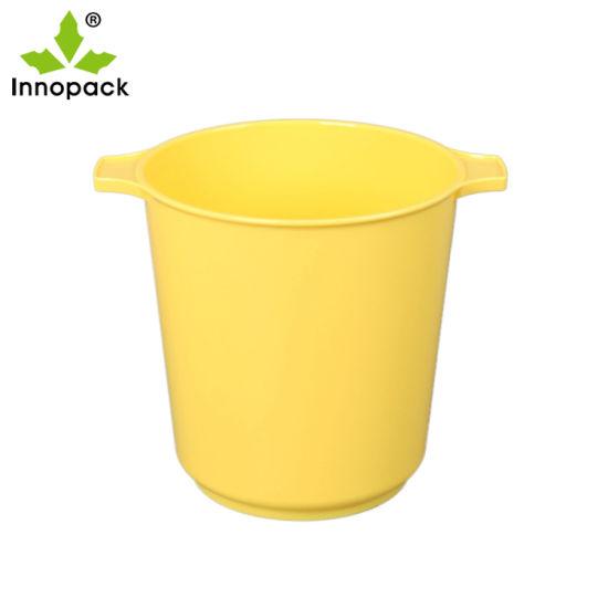 Plastic Arrylic Customized Double Wall Stackable Ice Bucket