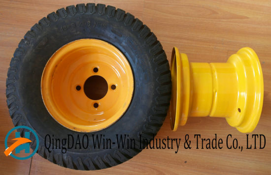 Pneumatic Rubber Wheel for ATV UTV & Golf Car pictures & photos
