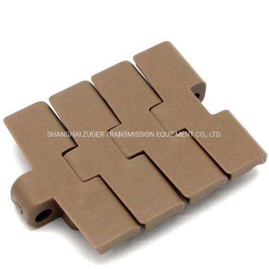 Tray Transmission Belt Magnetic Sideflexing Conveyor Chain 783