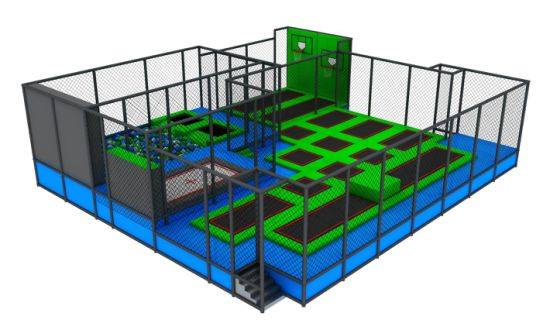 China Trampoline Park Los Angeles New Orleans Trampoline