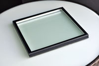Heat Reflective Double Glazed Glass for Building Curtain Wall, Facade, Window Door pictures & photos