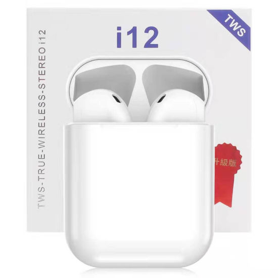 Inpods 12 Tws True Wireless Stereo Bluetooth V5.0 Earbuds with Matte Charging Case
