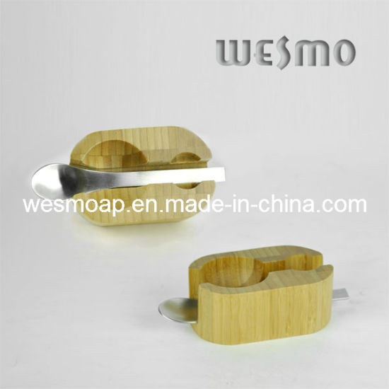 Carbonized Bamboo Kitchen Tool Spoon Holder pictures & photos