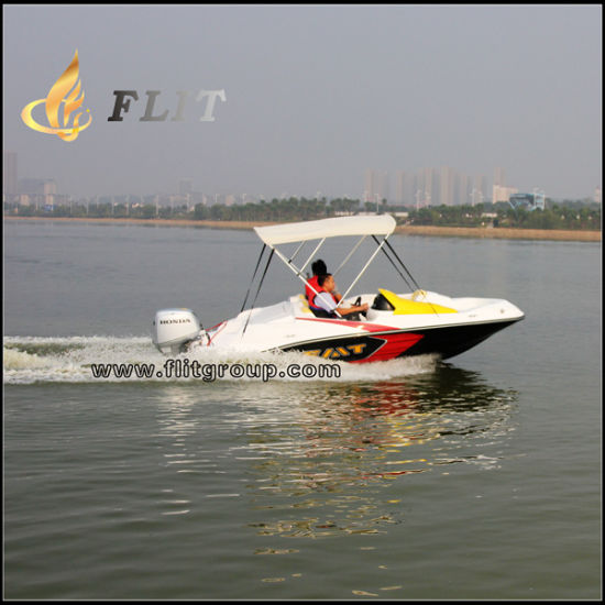 China Low Noise and Low Failure Super Speed Boat - China Boat, Jet Boat