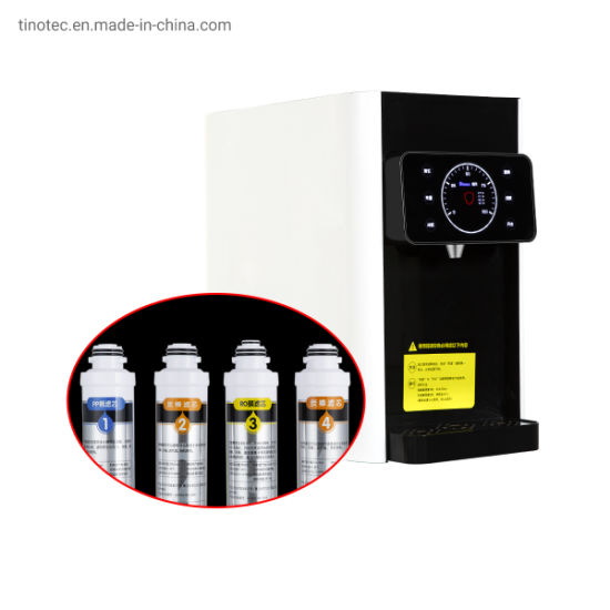 RO Water Filter with Hot and Cold Water