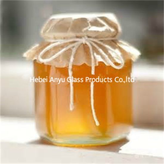 Wholesale Small Cheap Glass Jar for Jam/Glass Honey Jar