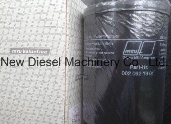 Mtu Engine Spare Parts Filters (0020921901)