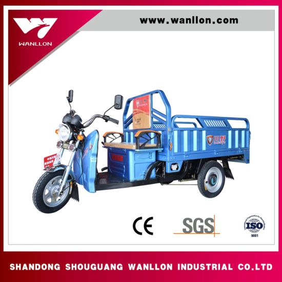 650W Truck Cargo Electric Tricycle Manufacturer in China pictures & photos