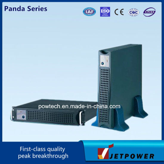 Rack/Tower Convertible High Frequency Single Phase Line Interactive UPS Power Supply pictures & photos