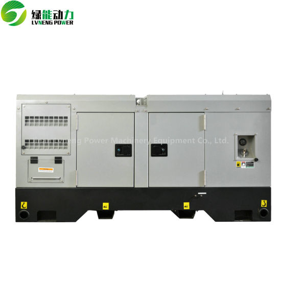 10kVA-2500kVA Power Plant/ Power Diesel Generator/ Power Diesel Generator Plant pictures & photos