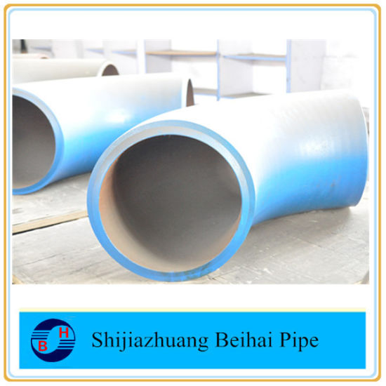 B16.9 A335 Wp9 Lr Bw Alloy Steel Smls Elbow pictures & photos
