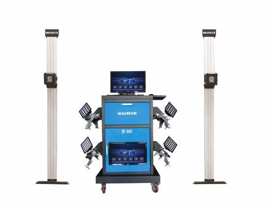 3HD Cameras Computerised portable 3D Wheel Alignment for Repair Shop