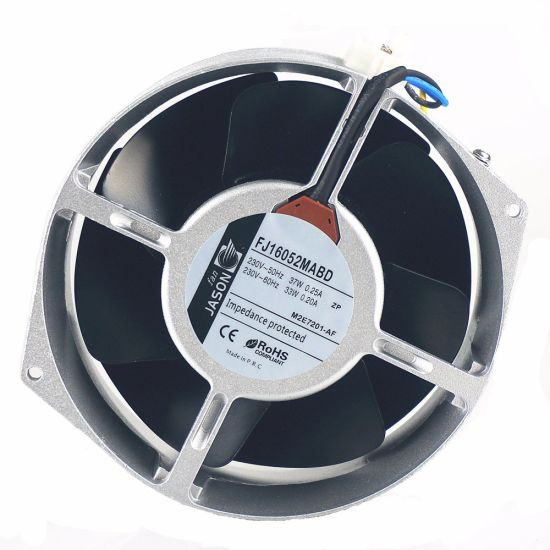 172*150*55 mm Cooling Axial Fan AC 230V 17255 Fan Fj16052mabd pictures & photos