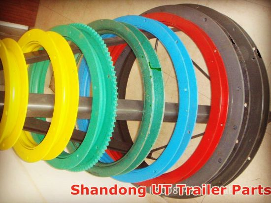 Ut High Quality Truck Trailer Bearing Turn Table Slewing Ring pictures & photos