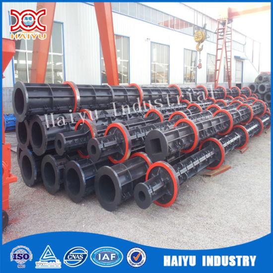 China Production Equipment for Precast Concrete Pole - China Cement