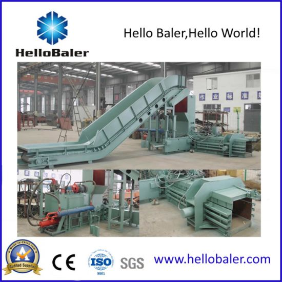 Automatic Baling Press Machine with PLC for Paper Scrap pictures & photos