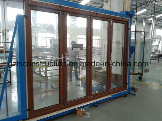 Customzied Double Glazing Aluminum Folding Door