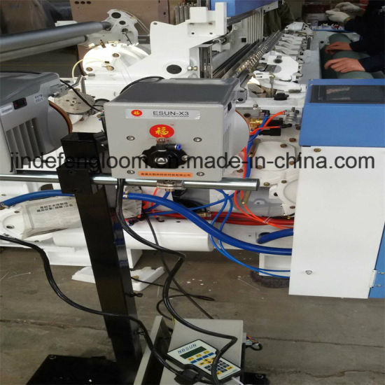 China Brand New Shuttleless Air Jet Loom Automatic Weaving