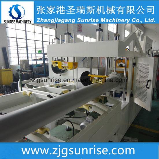PE Pipe Production Line / Plastic Pipe Machine