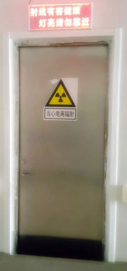 CT or Dr Room Medical X-ray Protection Electric Door pictures & photos