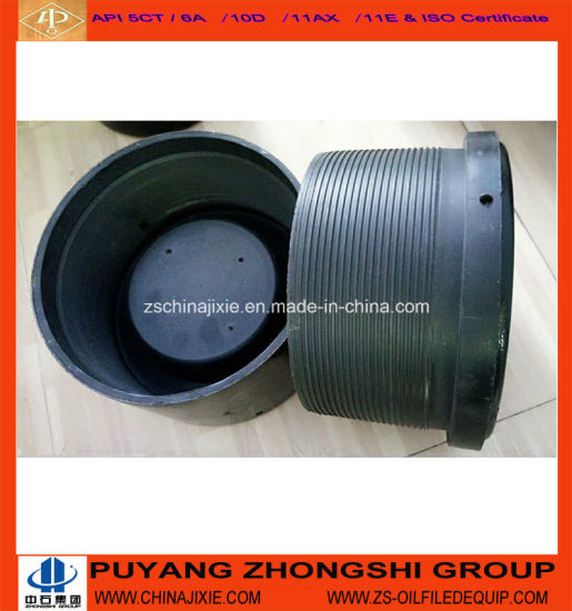 API Plastic/Steel Thread Protector for Protect Casing