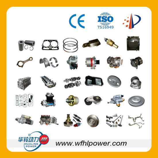 Spare Parts for Diesel Generators pictures & photos