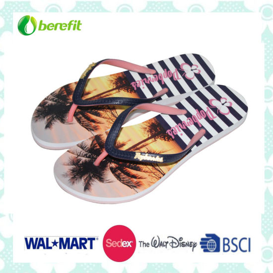 61963211f China Light Wear Feeling Women′s Flipflops with EVA Sole - China ...