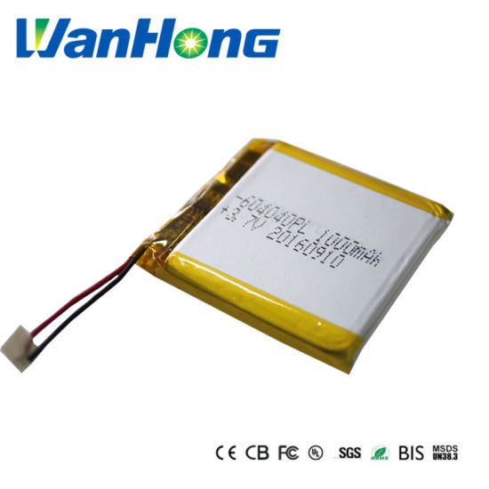 Rechargeable 1000mAh 604040pl Li-ion Battery 3.7V 1000mAh Lithium Ion Li-Polymer Battery Pack for GPS