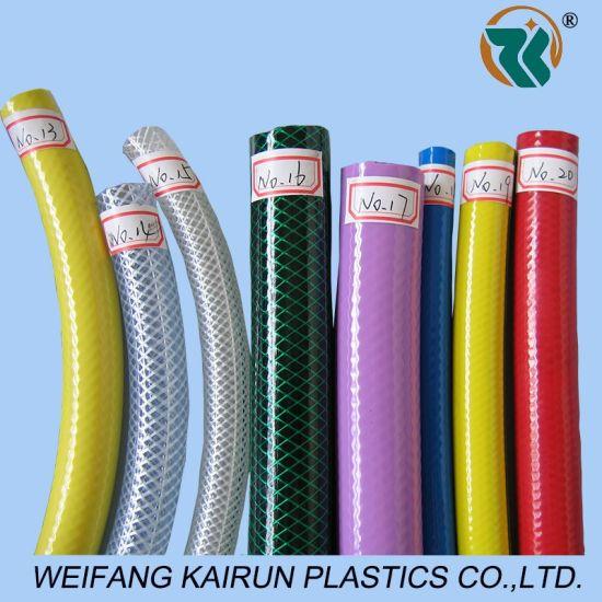Best Quality Anti-UV Flexible PVC Garden Water Hose