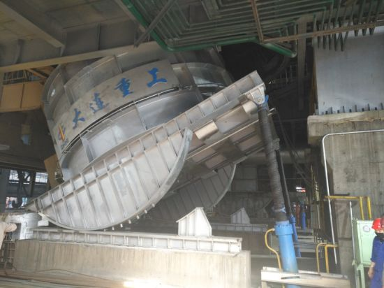 Semi-Closed Silicon Metal Smelting Induction Electric Furnaces