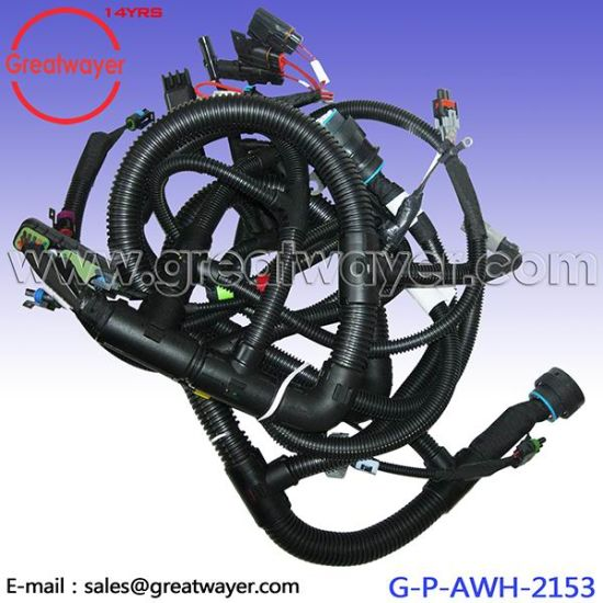 china loom protect farm tractor wire harness china tractor wire rh greatwayer en made in china com