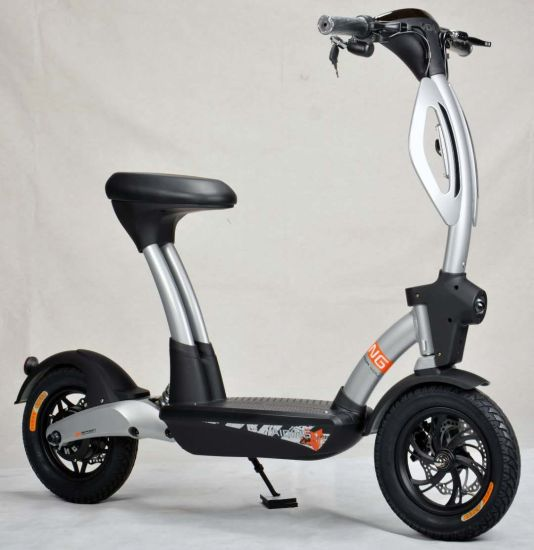 36V 250W Folding Mini Electric Scooter for Columbia Customer pictures & photos