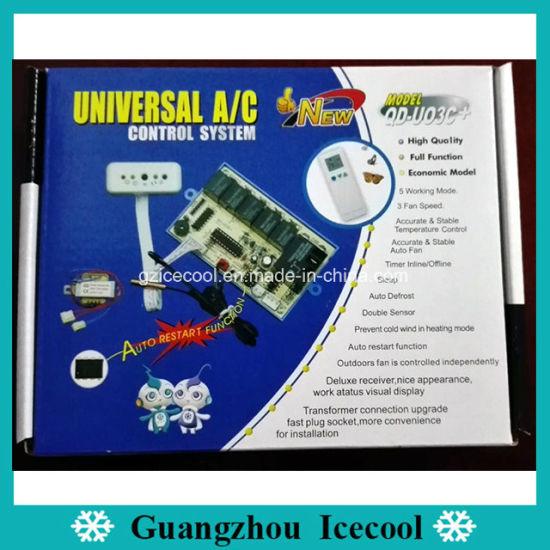 china qunda brand auto restart qd u03c universal air conditioner rh gzicecool en made in china com