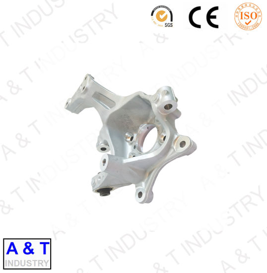Customized Pressure Aluminum Die Casting Processing Mechanical