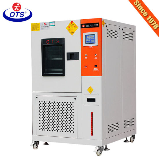 Ce Certificate Programmable High and Low Temperature Climatic Stability Chamber
