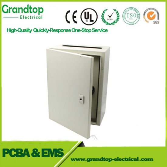 Outdoor IP66 Metal Electric Box Wall Mount Enclosures Steel Enclosure Steel Electrical  Cabinet Switchgear Cabinets