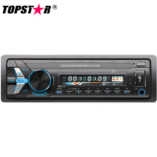 Ts-3246D High Power Detachable Panel Car MP3 Player pictures & photos