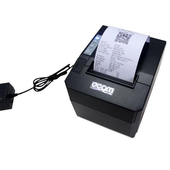 POS 80 Restaurant Bill Auto Cut Cash Register Epson Printer