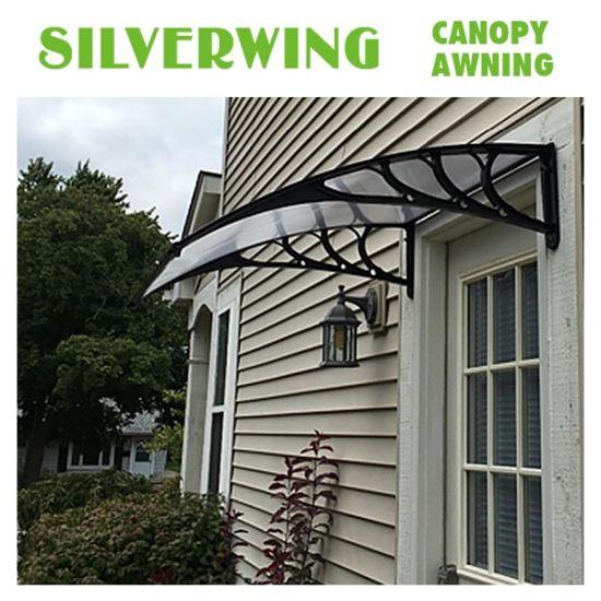 DIY Outdoor Awning For Window And Door Rain Cover Bracket YY B