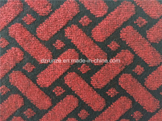 Jacquard Carpet With Diffe Colors And Designs
